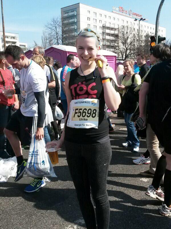 Mein erster Halbmarathon – der 34. Vattenfall BERLINER HALBMARATHON