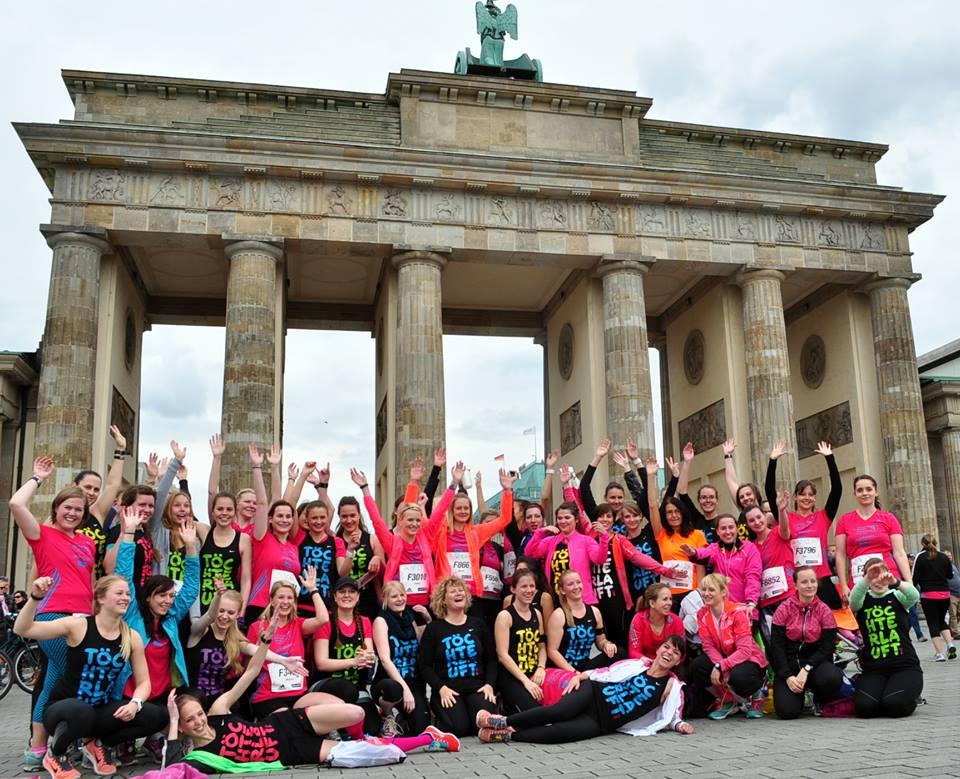 Der Avon Frauenlauf Berlin