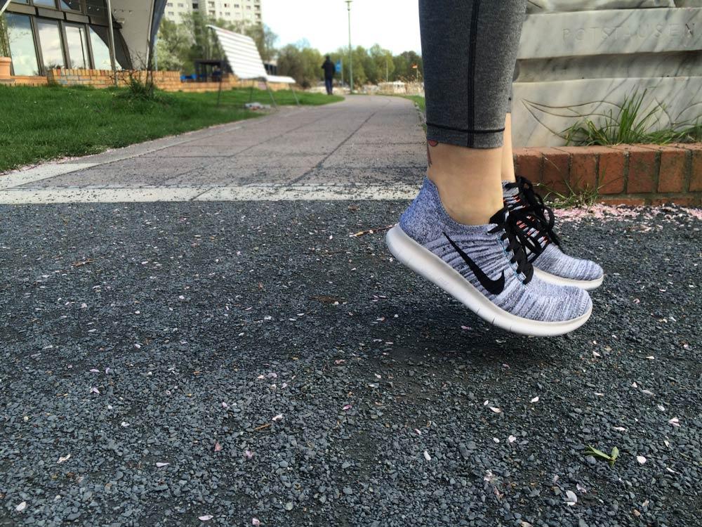 Nike Rn Flyknit Damen