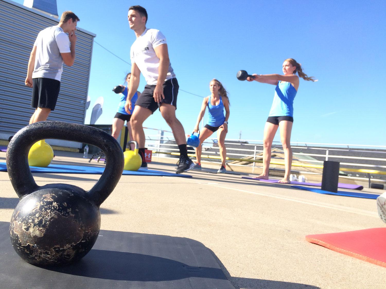 Move & Meet // Fitnessblogger-Camp mit Galeria Kaufhof