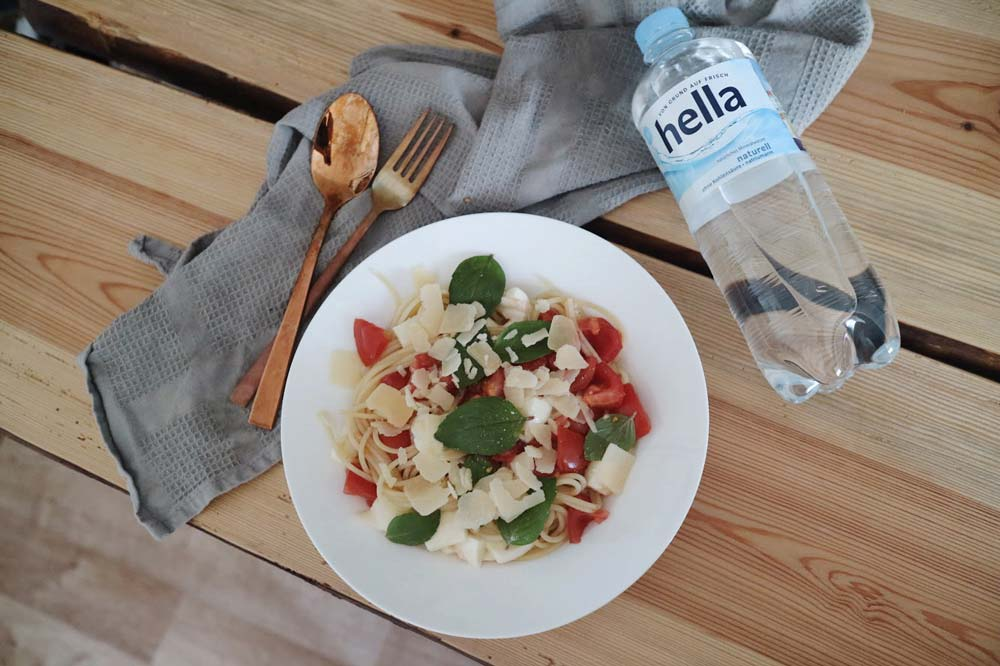 Carbo Loading: 3 leckere Pastaparty-Rezepte