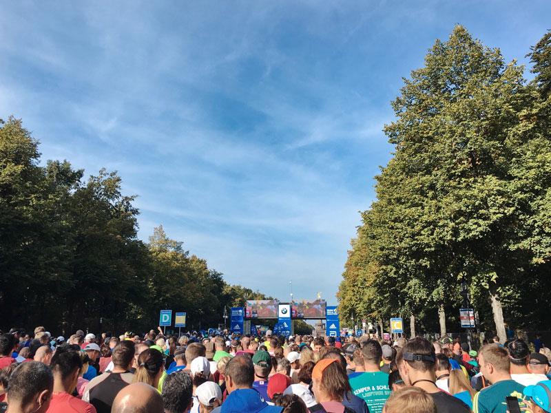 Berlin Marathon 2018 – Mein zweiter Marathon und der härteste Lauf meines Lebens