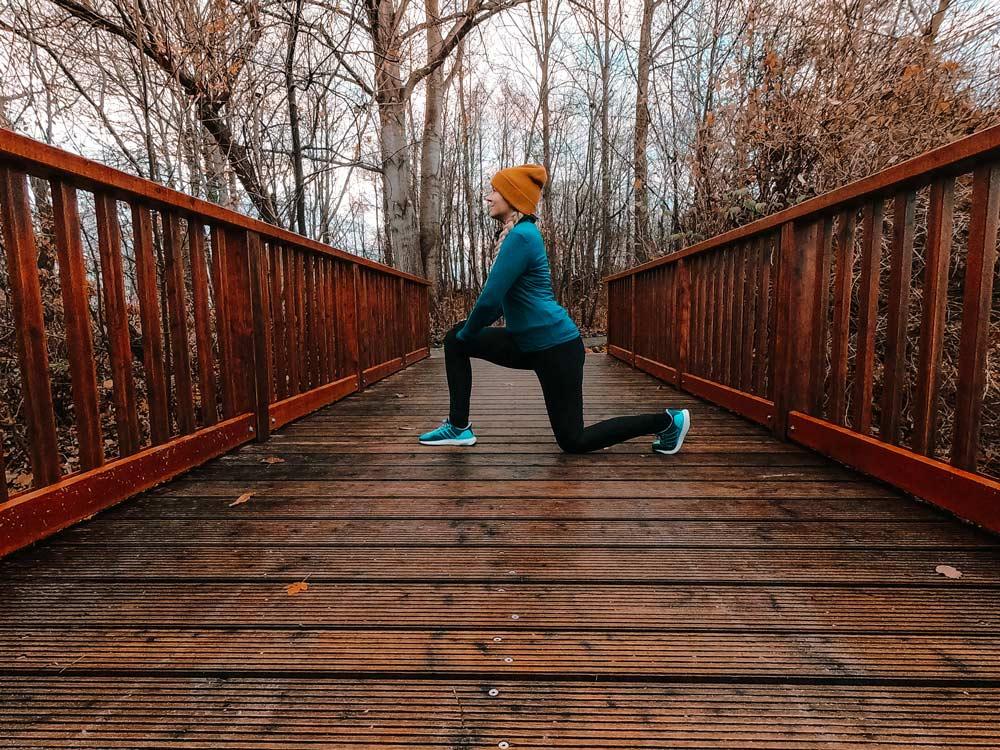 Fußpflege für Läufer